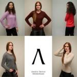 Quelques créations d'Angèle BATIST (World Tricot), page d'accueil du site Internet, Copyright Angèle BAPTIST