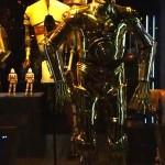 C3PO, exposition Stars Wars Identities, Cité du Cinéma, Copyright Ambrefield 2014