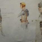 croquis_obiwan_tenues_soldat_exposition_starwars