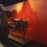 Obiwan Kenobi, une salle de l'exposition Stars Wars Identities, à la Cité du Cinéma, Copyright Ambrefield 2014