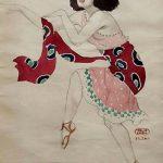 danseuse_foulard_rouge