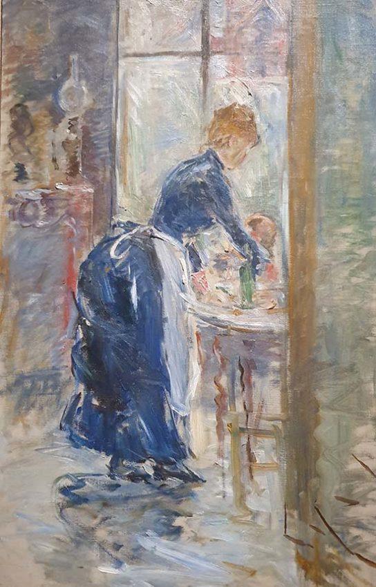 Berthe Morisot l'artiste impressionniste - Ambrefield
